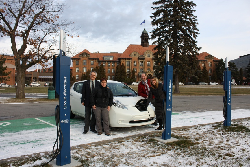 John Abbott College And The Electric Circuit Offer Four New Public