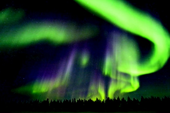 aurora borealis solar storm today - photo #42